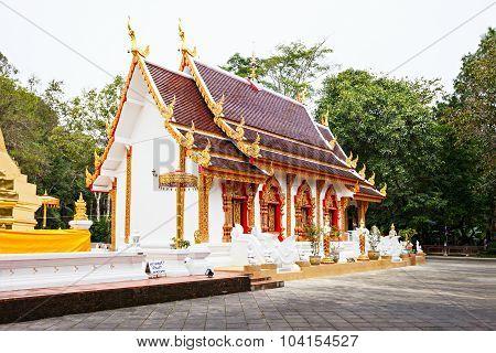 Phra That Doi Tung