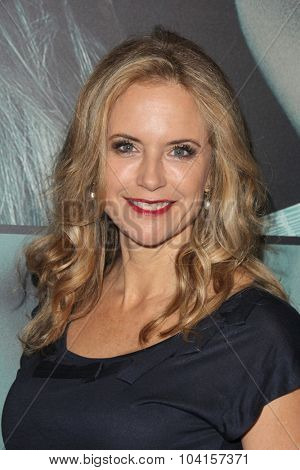 LOS ANGELES - OCT 7:  Kelly Preston at the
