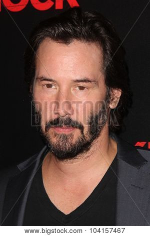 LOS ANGELES - OCT 7:  Keanu Reeves at the
