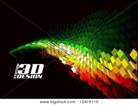 3D Mosaik
