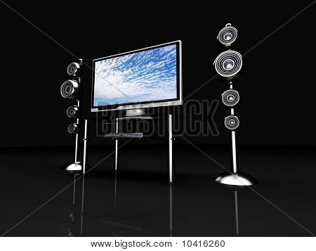 Home Entertainment System.