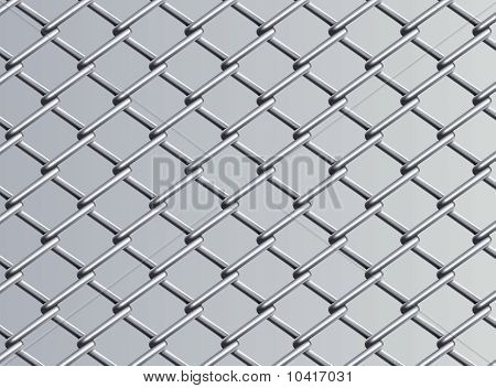 Chain Link Fence Set 1