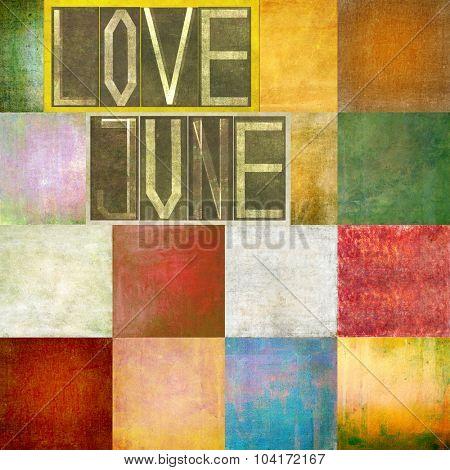 Love June