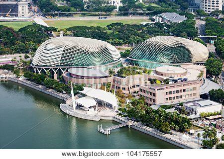 Esplanade Theatre, Singapore