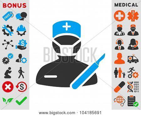 Surgeon Icon