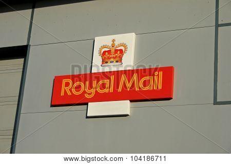 Royal Mail Sign
