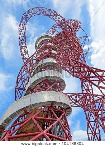 Arcelormittal Orbit London Olympic Park