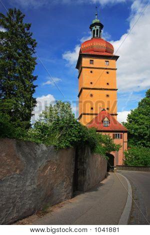 Segringer Tor Dinkelsbuhl