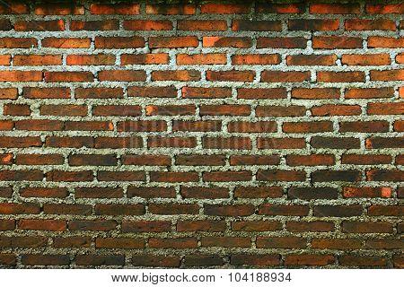 Bric wall