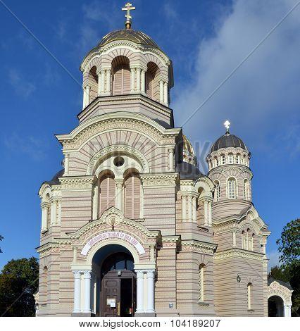 Riga Nativity of Christ Orthodox