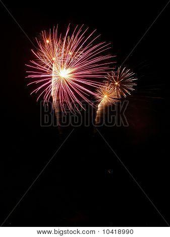 Fireworks In Barkingside