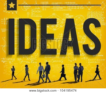 Ideas Innovation Intelligence Intellectual Wisdom Concept