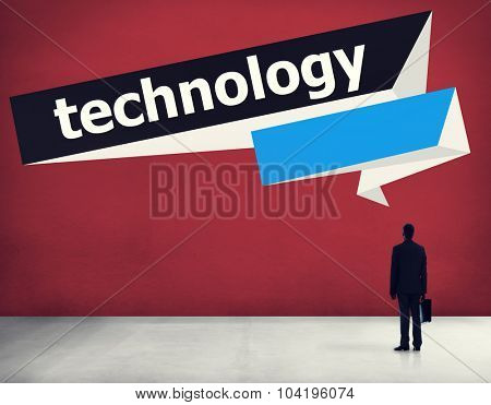 Technology Digital Advanced Modern Concept