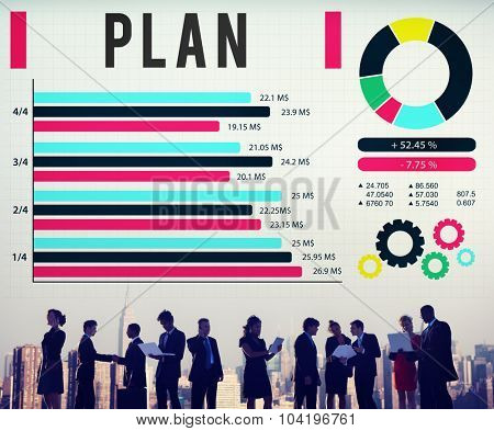 Plan Planning Analysis Business Startegy Concept