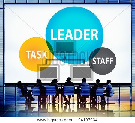 Leader Task Staff Responsibility Concept