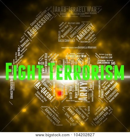 Fight Terrorism Shows Take On And Hijacker