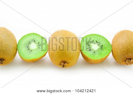 Fresh Kiwi Fruit.