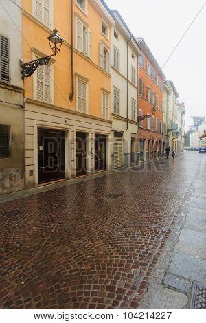 Historic Center, Parma