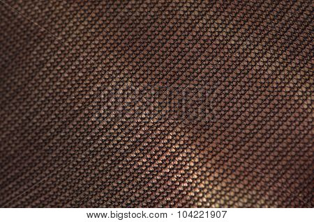 Black Nylon Tights (Pantyhose) Macro Texture