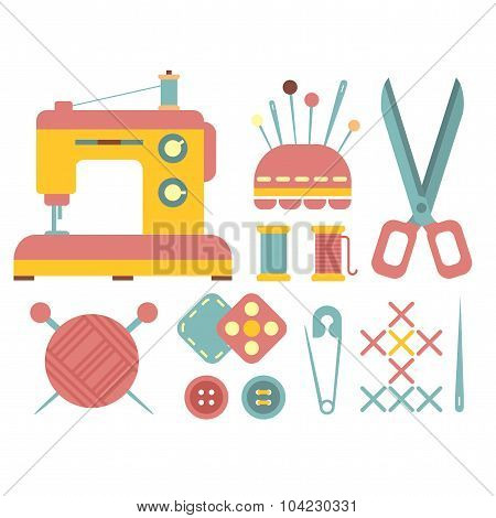 Sewing and Handicraft Accessories
