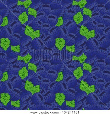 Blackberry Summer Pattern 1