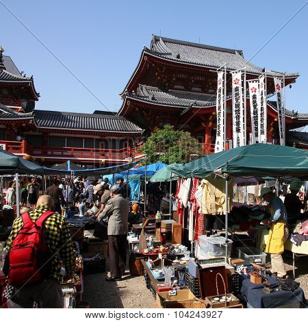Nagoya Flea Market