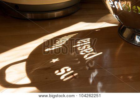 Pasta shadows