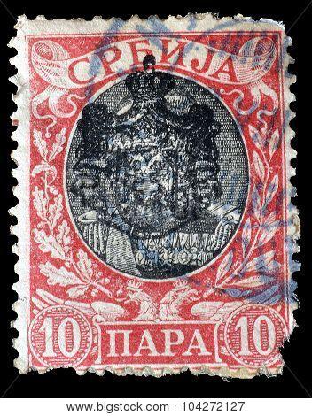 Serbia 1903