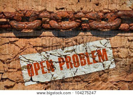 Open Problem