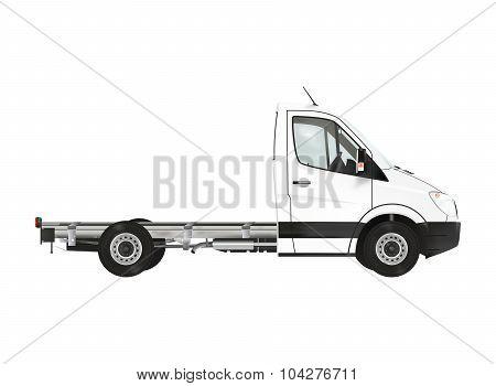 Van chassis