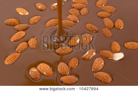 Almonds Chocolate