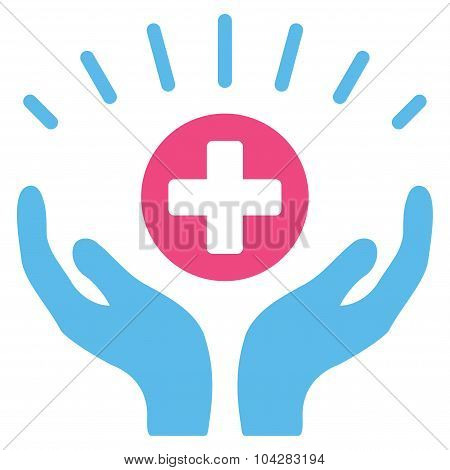 Medical Prosperity Icon