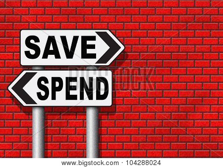 save for later plan ahead saving money in piggy bank savings now and spend later after crisis