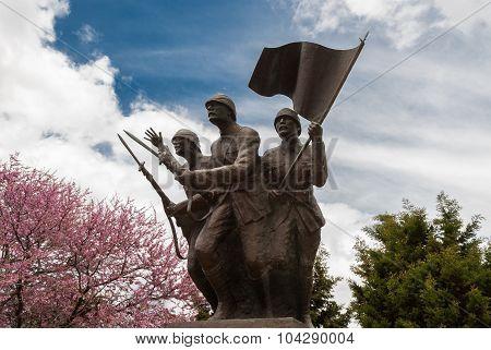 Sculpture In Turkey