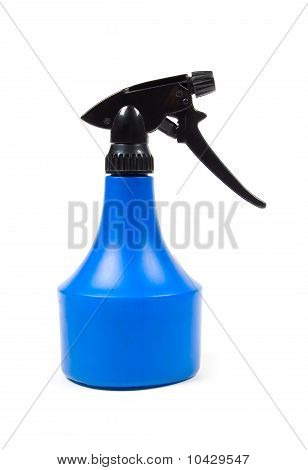 Blank Blue Spray Bottle