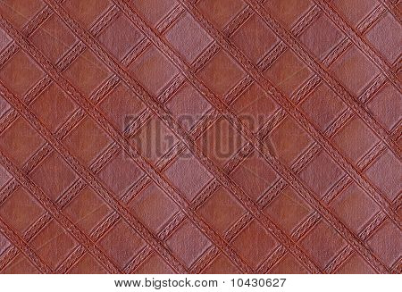 Seamless Pattern(texture) Of Old Painting Leatherette