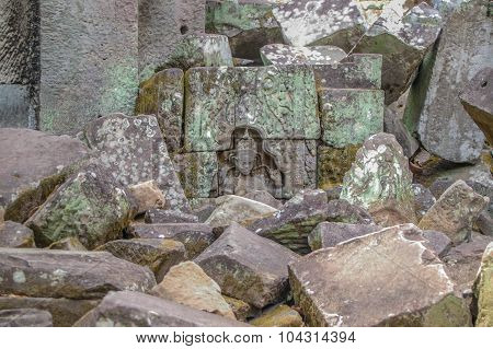 Cambodian Temple Scenes 9
