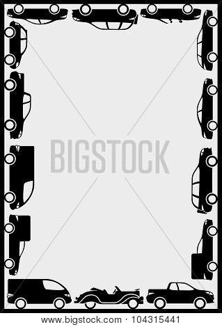 Automotive frame