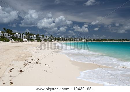 Anguilla Island, English Caribbean Island