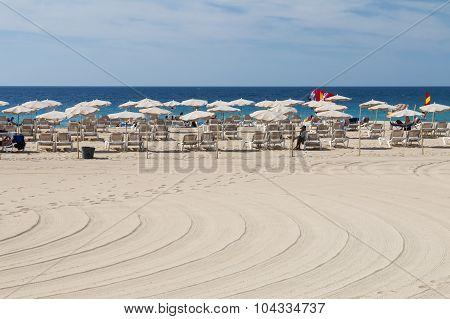 Jandia Beach In Fuerteventura, Editorial
