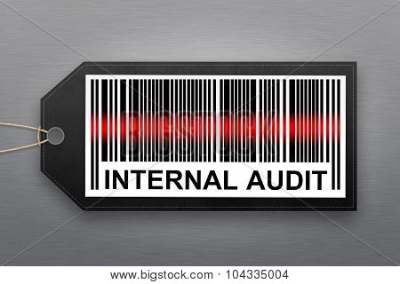 Internal Audit Barcode
