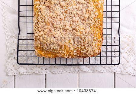 Streusel Topping Cake