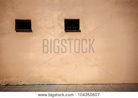 Aged Street Wall