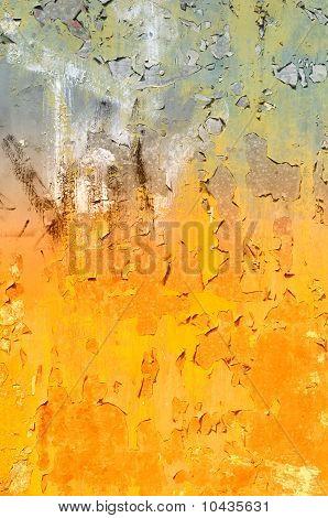 Bright Rusty Background