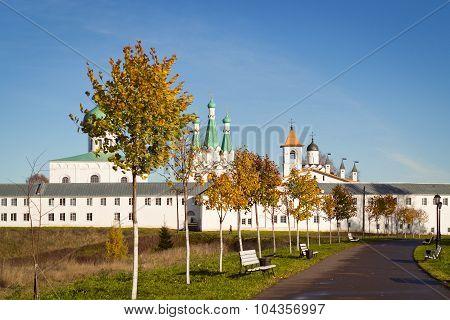 The Holy Trinity Alexander Svirsky monastery
