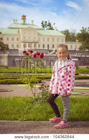 Grand Menshikov Palace in Oranienbaum
