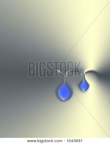 Abstract Droplets