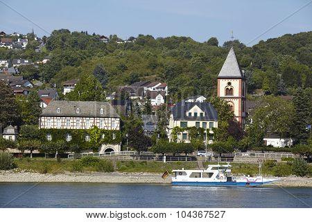 Remagen - River Rhine