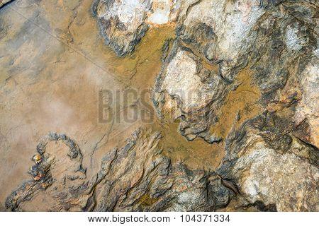 Effect of stone erosion