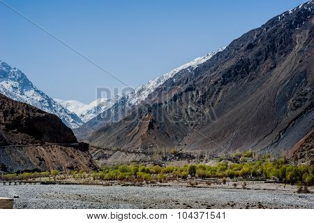Skardu Valley, Pakistan
